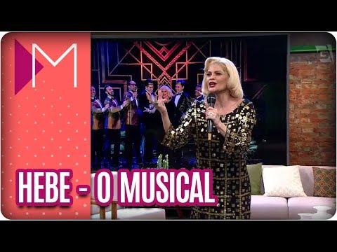 Hebe - O Musical - Mulheres (07/03/18)
