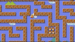 MODERN GUESSING ~ EASY 100 Mario Challenge ~ SUPER MARIO MAKER ~ NO COMMENTARY