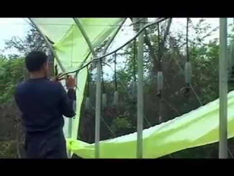 Construccion paso a paso de un invernadero youtube for Construccion de viveros e invernaderos