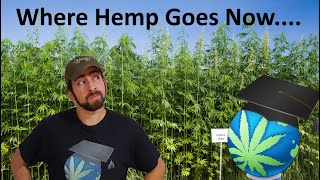 Hemp Now 100% LEGAL Across ALL 50 States!! - With CBD Twist