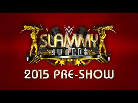 2015 Slammy Awards Pre-Show