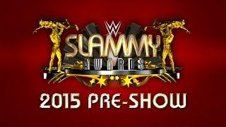 2015 slammy awards pre show