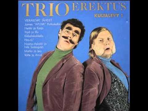 Trio erektus - Tampere
