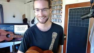 All Fingers at Once! Piano Style Plucking - Live Ukulele Lesson Stream #11