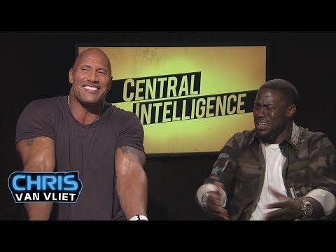 The Rock & Kevin Hart mock John Cena's jean shorts, how The Rock transformed from Rocky Maivia