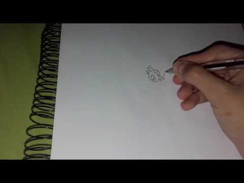 Como desenhar o goku ssj Blue kaioken