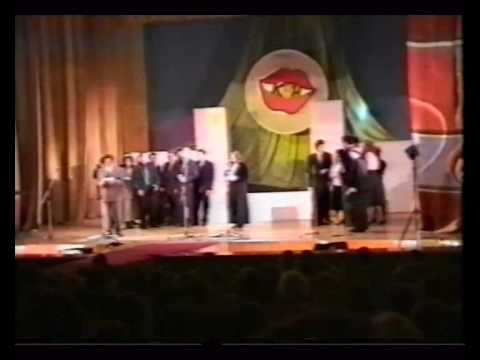 First game of season 1995-1996. SHARM - PARTNERS. Razminka..avi