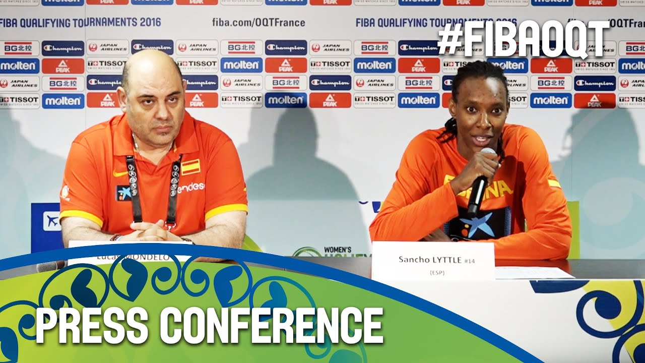 Spain v Korea - Press Conference
