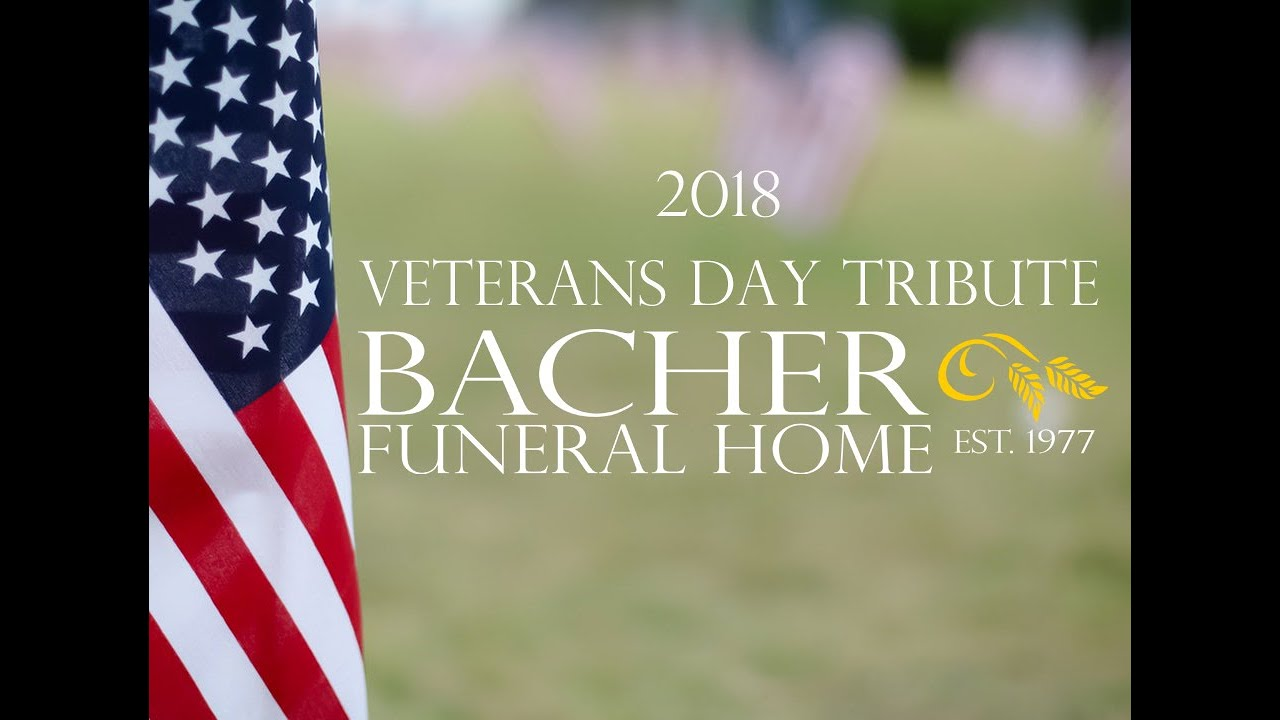 Memorial Tribute Wall | Bacher Funeral Home | OH funeral home and