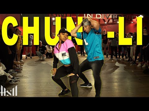 "NICKI MINAJ - ""Chun Li"" Dance 