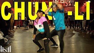 NICKI MINAJ - 'Chun Li' Dance | Matt Steffanina ft Deja