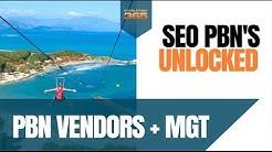 Private Blog Networks - SEO Vendors - PBN Setup - Hosting - Safety Practices
