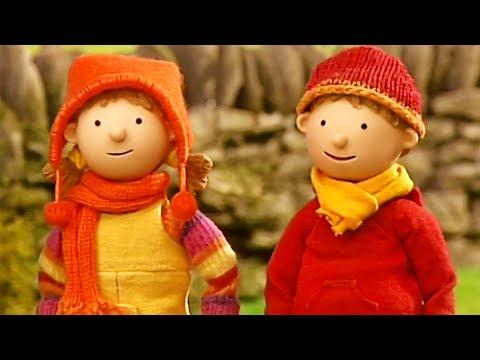 Little Red Tractor | Winter Lights | Full Episode | Cartoons For Children