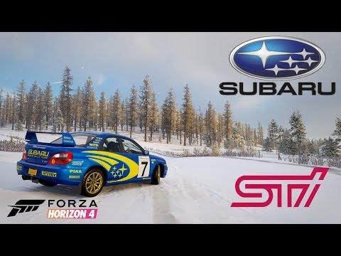 Forza Horizon 4 Subaru Impreza WRX STI 04´ Rally