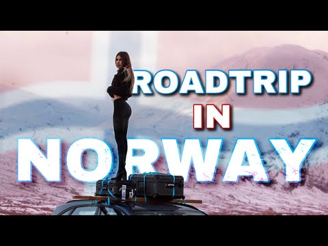 ROADTRIP IN NORWAY - TRAVEL DIARY VLOG