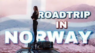 ROADTRIP IN NORWAY - TRAVEL DIARY VLOG