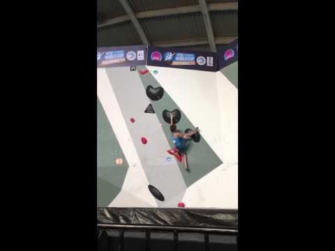 IFSC Climbing Worldcup (B) - Navi Mumbai QW3