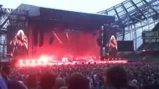 Rihanna - man down anti world tour live dublin