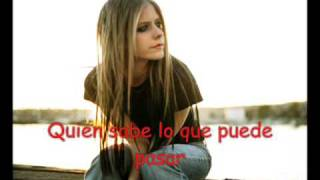 Avril Lavigne - Who Knows - Español