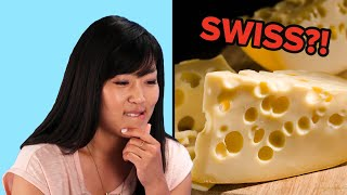 Can This Cheese Expert Identify 7 Cheeses Correctly? • Tasty