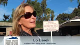 Bo Derek Talks Breeders