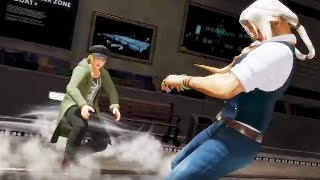 DEAD OR ALIVE 6 - Iron Fist Apprentice and Drunken Master Trailer (PS4, XBOX ONE, PC)