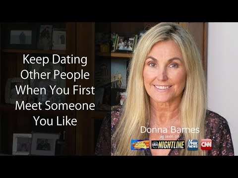 first start dating someone