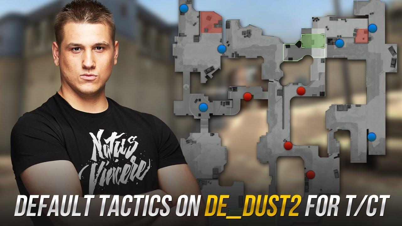 Video Urok Ot Zeus Defolt Na De Dust2 Za T I Ct Youtube