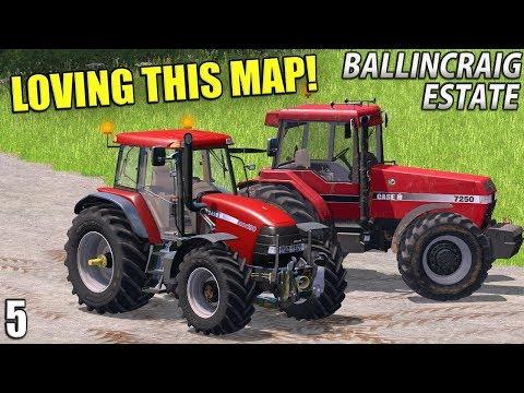 LOVING THIS MAP! | Ballincraig Estate - Episode 5