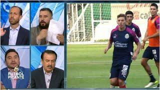 CALIENTE DEBATE por el 11 titular de Chivas. ¿Antuna, Calderón y Ángulo al banco? | Futbol Picante