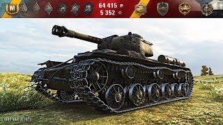 ДОМІНАЦІЯ КВ-1С з фугасницей     World of Tanks кращий бій