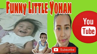 Baby Yohans Laughing Moments/ Funny Baby/Funny Baby Videos