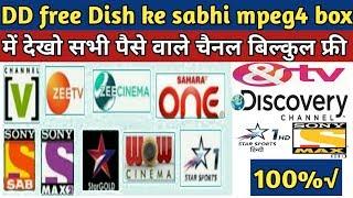 Categorias de vídeos All paid channel free kaise dekhe