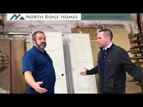 Custom Home Series - Episode 41: Trim and Doors