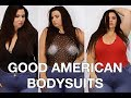 PLUS SIZE FASHION TRY ON HAUL | GOOD AMERICAN BODYSUITS | Shopping Tips & MORE | Sometimes Glam