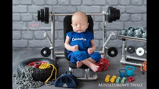 Session newborn styling CrossFit