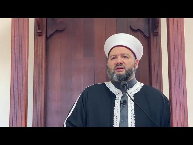بعض أحوال يوم القيامة | الشيخ الدكتور سليم علوان | مسجد السلام سيدني
