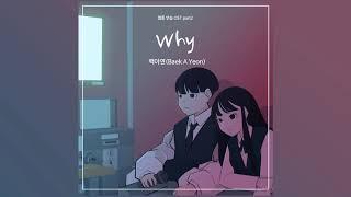 Baek A Yeon (백아연) - Why (Webtoon YEONNOM (웹툰 연놈) OST Part.2)