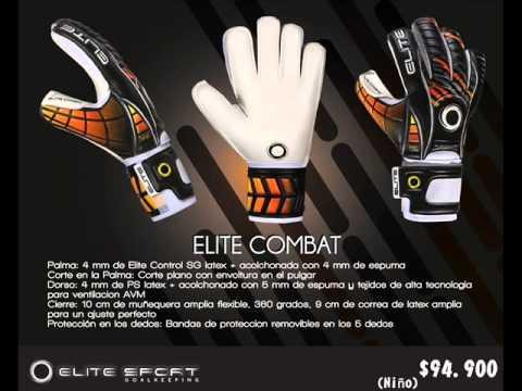 guantes elite