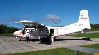 Real Tonga Harbin Y-12 flights