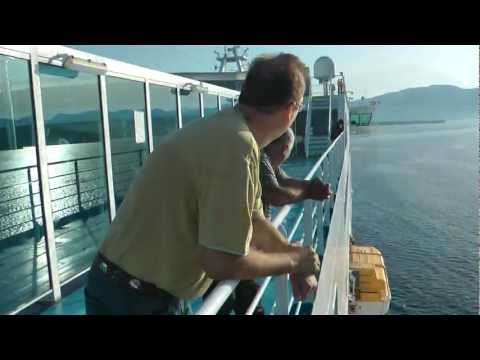 Hamburg - Piräus | Stopp in Igoumenitsa (Griechenland) Part 5  | Hindelang Logistics