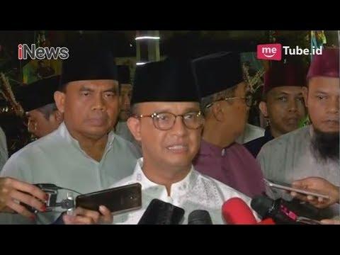 Anies Baswedan Rayakan Malam Takbiran Di 5 Wilayah Jakarta - INews Malam 14/06