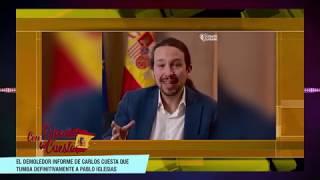 El demoledor informe de Carlos Cuesta