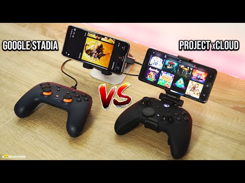 Google Stadia vs Project xCloud: We have a WINNER!