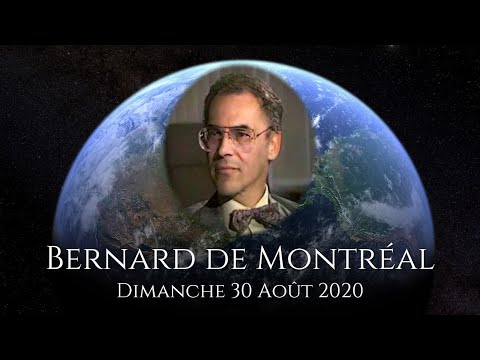 Bernard de Montréal - 30 Août 2020