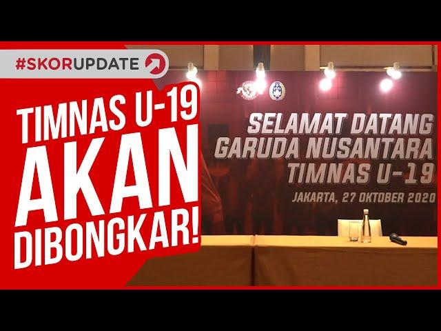 FULL: KEPULANGAN TIMNAS U-19 INDONESIA DAN KONFERENSI PERS SHIN TAE YONG