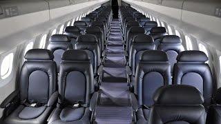 British Airways CONCORDE | Boarding & Cabin Tour! | DETAILED Onboard Visit | Cabin Views