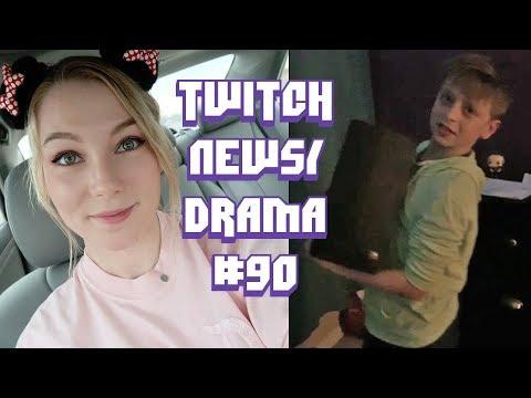 Twitch Drama/news #90 (Fake Mr Beast Gets Kid To Destroy PC, STPeach, Pokimane AD Update)