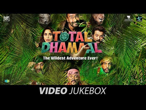 Total Dhamaal | टोटल धमाल | Video Jukebox | Mungda | Paisa Yeh Paisa| Speaker Phat Jaaye| Theme Song