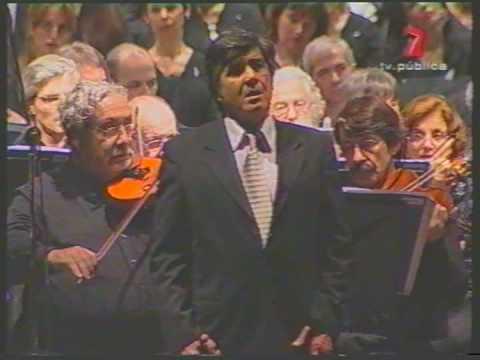 """LUIS LIMA .Verdi : Otello ,""""Dio mi potevi scagliar..."""""""
